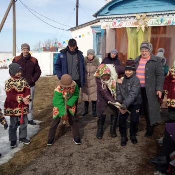 В Казанском СДК 01 марта 2020 года прошло мероприятие – Масленица – Проводы зимы