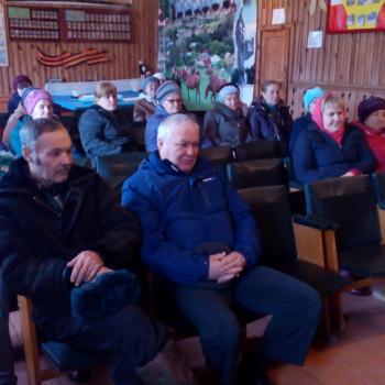 13 ноября в с.Казанка прошло Предварительное собрание по программе ППМИ – 2020