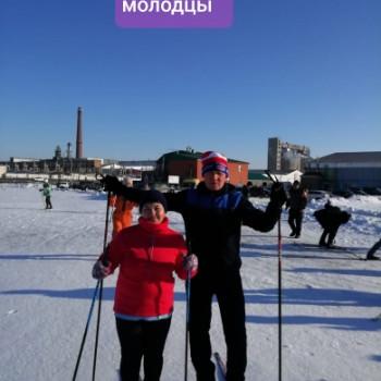 22 февраля прошла зимняя Спартакиада профсоюзов